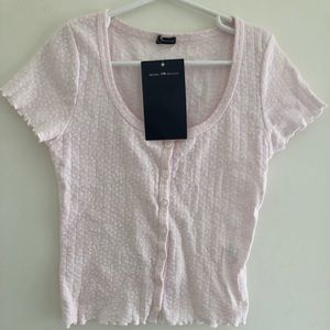 Light pink very rare brandy Melville new with tags